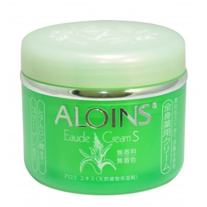 ALOINS EAUDE CREAM / Крем для тела с экстрактом алоэ