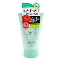 AHA WASH CLEANSING / Пена-скраб очищающая для лица (с фруктовыми кислотами)
