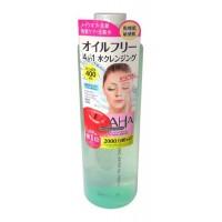 CLEANSING WATER OIL FREE / Средство для очищения и снятия макияжа с фруктовыми кислотами