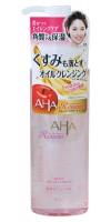 CLEANSING RESEARCH MOIST OIL CLEANSING / Очищающее и увлажняющее масло для снятия макияжа  (с фруктовыми кислотами)