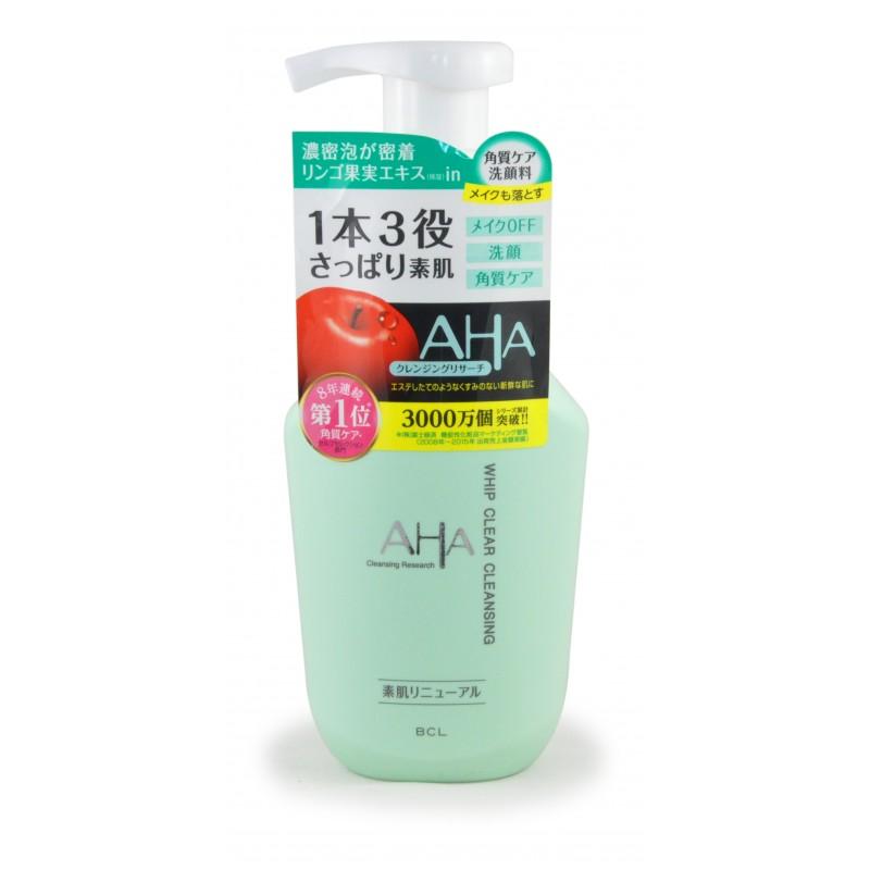 AHA ESTHETIC SOAP LIQUID  / Мыло жидкое для лица (с фруктовыми кислотами, пенящееся)