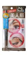 Brow Lash Ex Water Strong Eyebrow Liquid&Liner / Водостойкая подводка для бровей (жидкая подводка +карандаш)