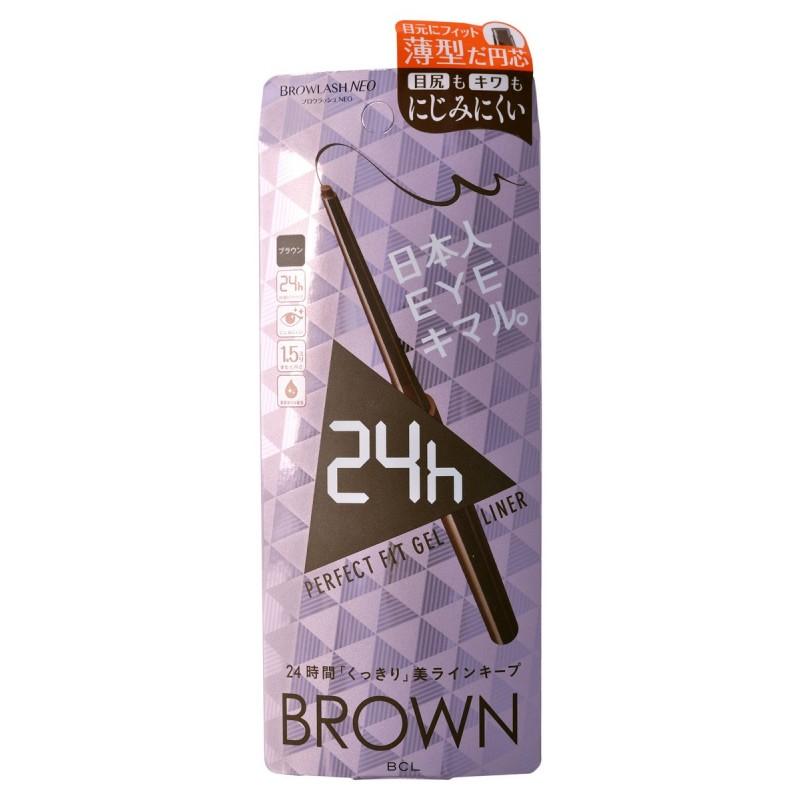 Водостойкая подводка-карандаш (цвет коричневый)