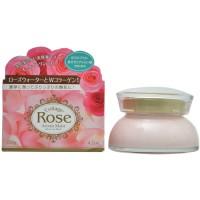 COLLAGEN ROSE AROMA MOIST / Увлажняющая крем-маска с эффектом ароматерапии