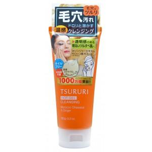 TSURURI HOT GEL CLEANSING / Очищающий поры крем-гель с термоэффектом