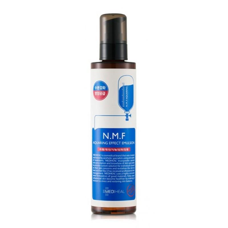 N.M.F. Aquaring Effect Emulsion / Эмульсия для лица увлажняющая с N.M.F.