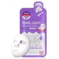 Pearl Light Proatin Mask / Протеиновая маска - лифтинг с жемчугом