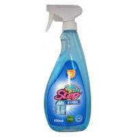 ORANGE STEP Glass Cleaner / Жидкое средство для стекол с апельсиновым маслом
