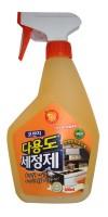 ORANGE STEP Multi-Purpose Cleaner / Универсальное жидкое чистящее средство для дома с апельсиновым маслом