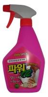 ORANGE POWER Clothing Stain Remover / Жидкое средство для удаления пятен с одежды c апельсиновым маслом