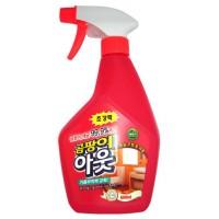 ORANGE POWER Mildew Remover / Жидкое средство для удаления плесени c апельсиновым маслом