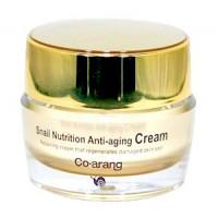 Snail Nutrition Anti-aging cream / Антивозрастной крем для лица с экстрактом слизи улитки