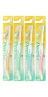 DENTFINE TAPERED / Зубная щетка с компактной  чистящей головкой и тонкими кончиками щетинок, мягкая