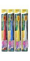 DENTFINE TAPERED / Зубная щетка с широкой чистящей головкой и супертонкими щетинками,  жесткая