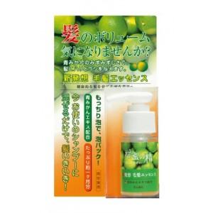 Kamminosei / Увлажняющая эссенция для волос с экстрактом зеленого мандарина