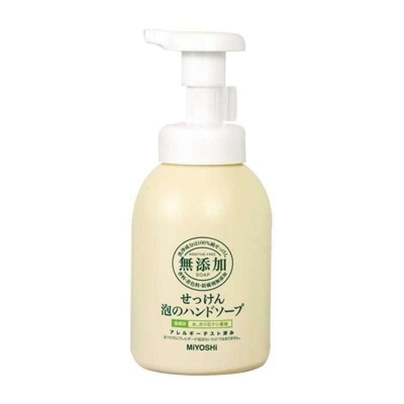 Пенящееся жидкое мыло для рук
