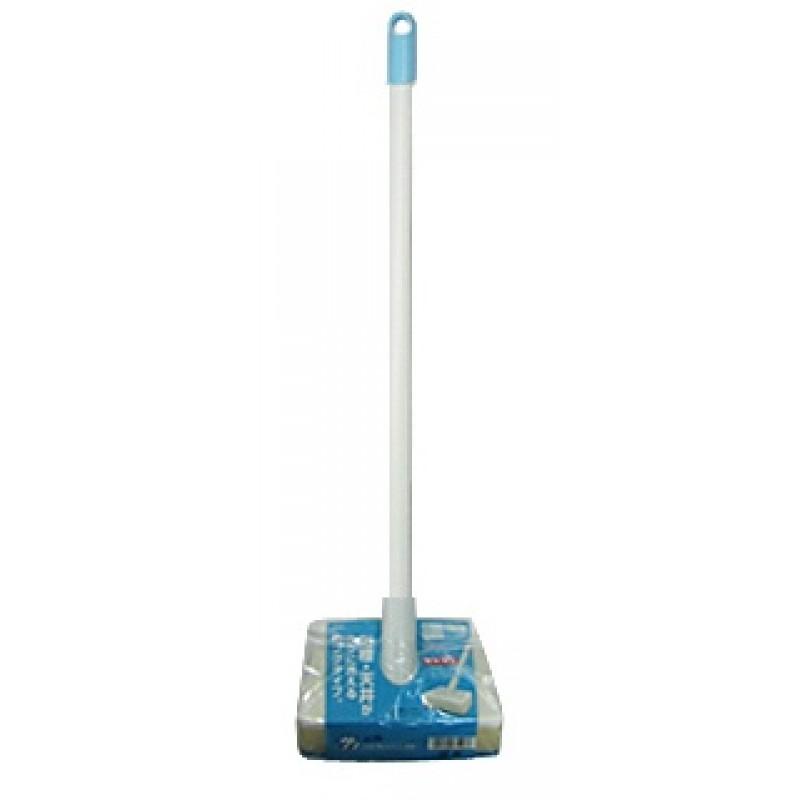 BATH FRESH / Губка для ванной двухслойная с ручкой