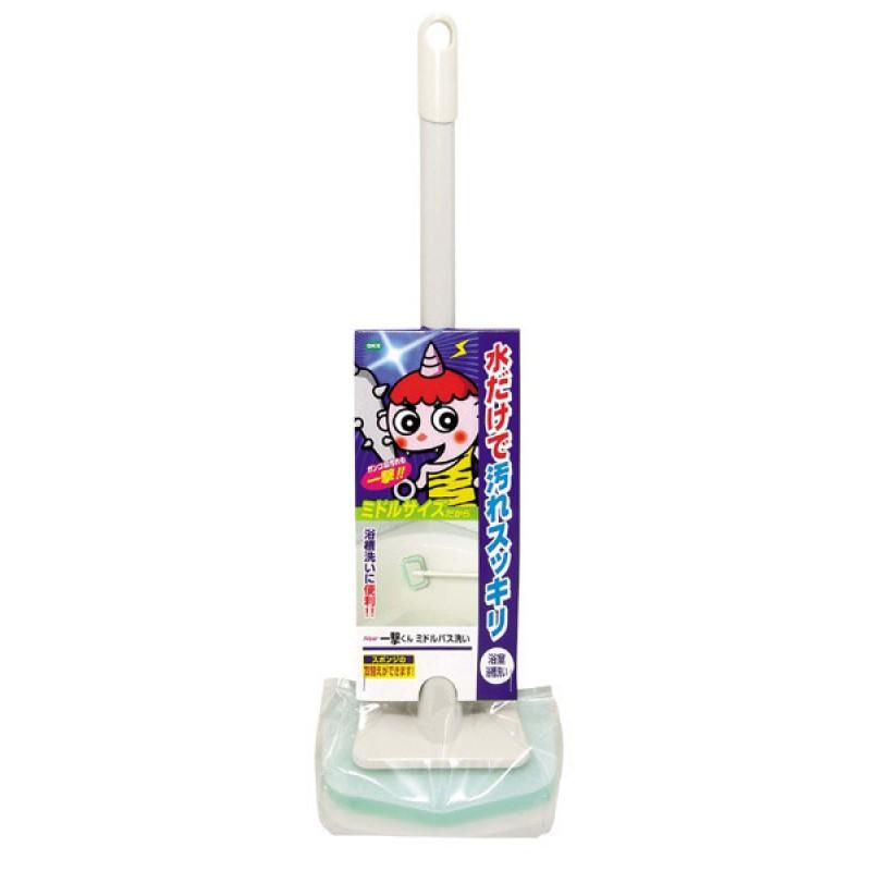 MELAMINE BATH SPONGE / Губка с ручкой для ванной меламиновая