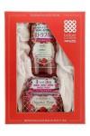 """MEISHOKU ORGANIC ROSE / Подарочный набор """"увлажнение и уход""""  Лосьон – кондиционер и гель-кондиционер для лица  с экстрактом дамасской розы, 200 мл, 90 г"""