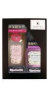 MEISHOKU Premium /Подарочный набор «РОСКОШНЫЙ УХОД» (Интенсивно увлажняющий лосьон для ухода за сухой кожей лица, 160 мл + Увлажняющий и подтягивающий крем-гель c растительными экстрактами, 60 г)