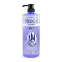 RELAX HERB SHAMPOO / Растительный шампунь для волос  с расслабляющим эффектом (с маслом лаванды)