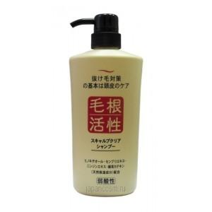 Шампунь для укрепления и роста волос