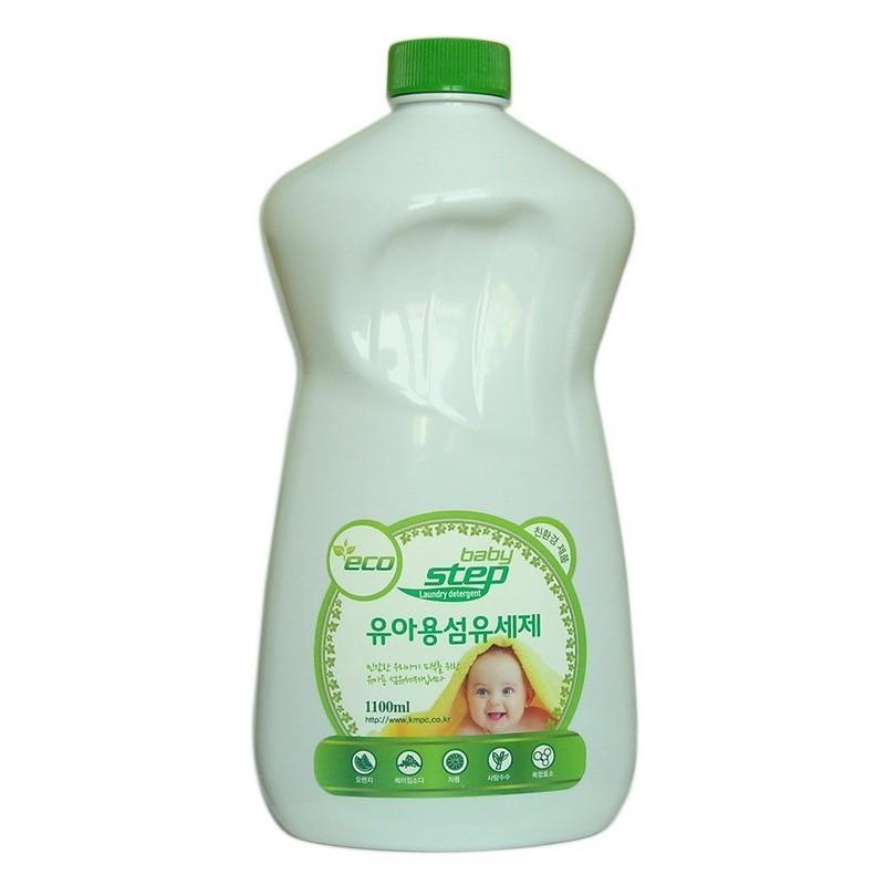 BABY STEP Laundry Detergent / Жидкое средство для стирки детского белья