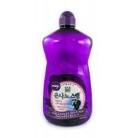 NANO SILVER STEP Detergent / Жидкое средство для стирки с серебром (для верхней и спортивной одежды)