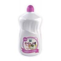 NANO SILVER STEP Detergent / Жидкое средство для стирки с серебром (для нижнего белья и деликатной стирки)