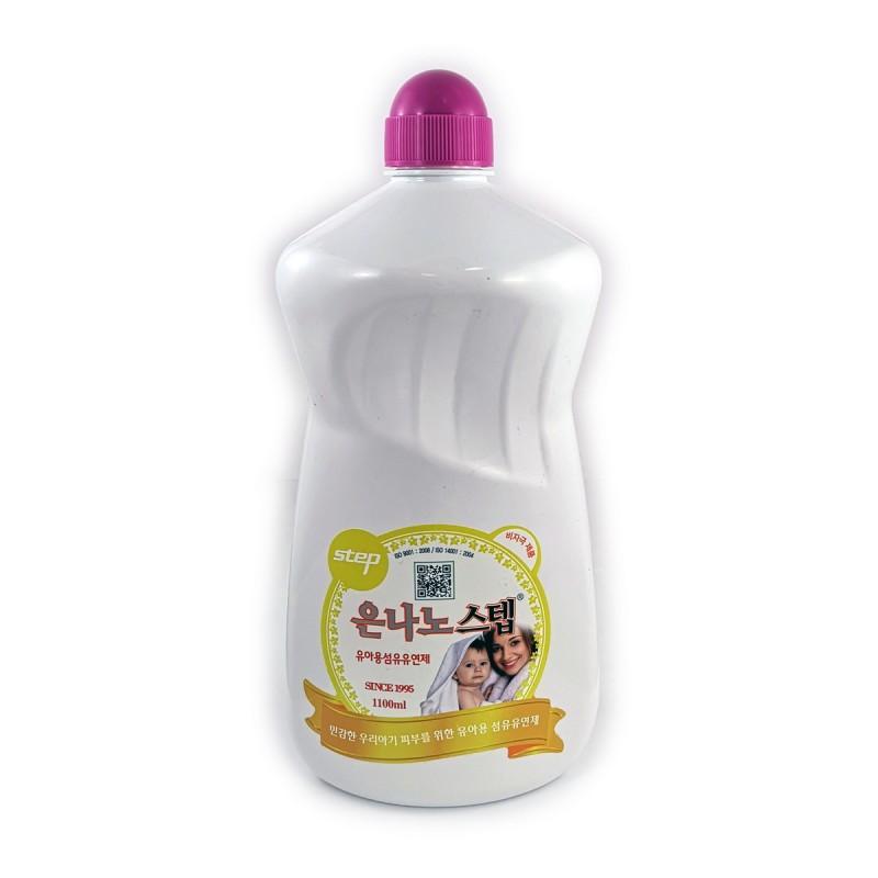 BABY STEP FABRIC SOFTENER / Кондиционер для детского белья