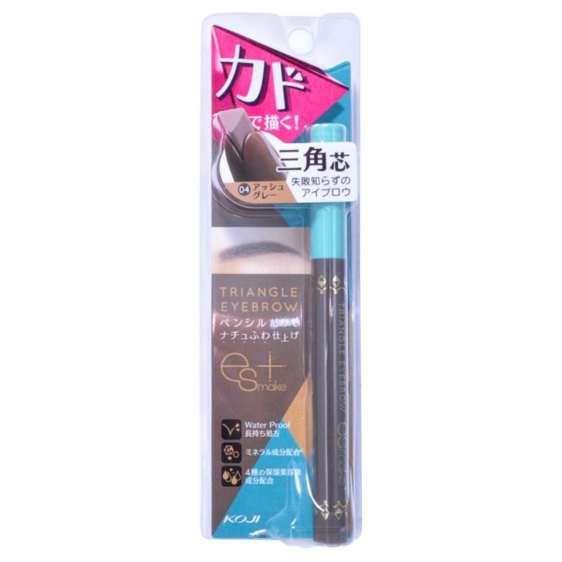 Triangle Eyebrow / Карандаш для бровей влагостойкий, пепельно-коричневый