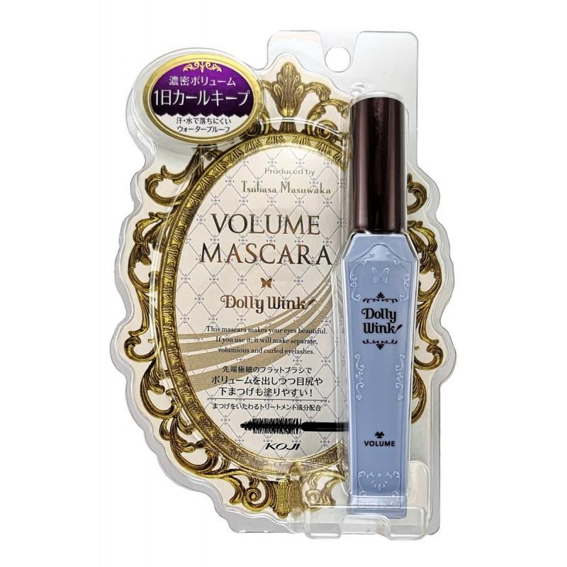 Dolly Wink Volume Mascara / Тушь для ресниц (объем+подкручивание)