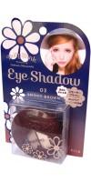 Dolly Wink Eye Shadow / Тени для век 4-х цветные (03 – дымчато-коричневый)
