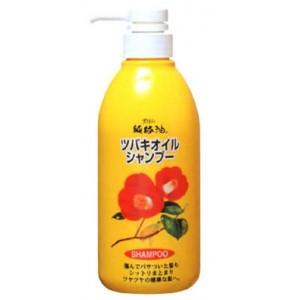 Camellia Oil Hair Shampoo / Шампунь для поврежденных волос с маслом камелии японской