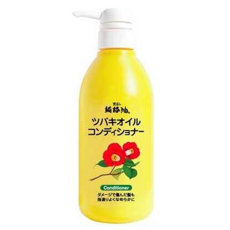 Camellia Oil Hair Conditioner / Кондиционер для поврежденных волос с маслом камелии японской