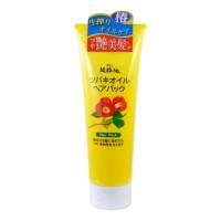 Camellia Oil Hair Pack / Восстанавливающая маска для повреждённых волос с маслом камелии японской