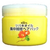 Camellia Oil Concentrated Hair Pack / Интенсивно восстанавливающая маска для повреждённых волос  с маслом камелии японской