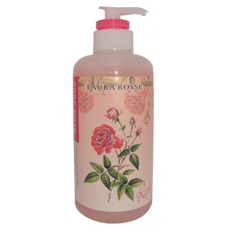"""Жидкое мыло для тела """"Ароматерапия - Роза"""""""