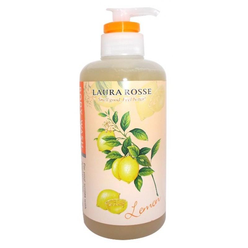 """Жидкое мыло для тела """"Ароматерапия - Лимон"""""""