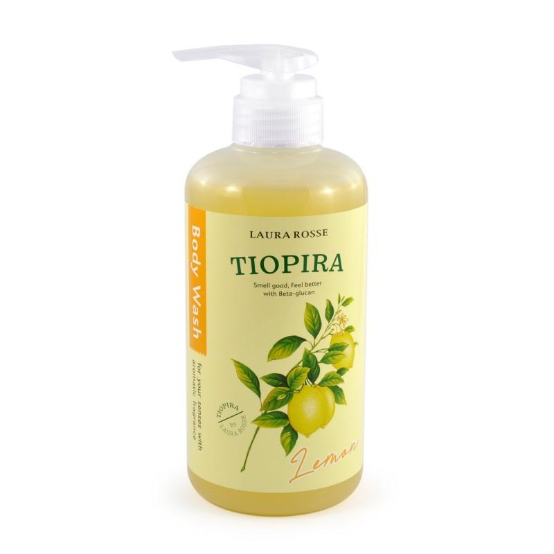 """BODY WASH LEMON / Жидкое мыло для тела """"Ароматерапия - Лимон"""""""