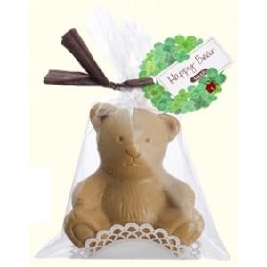 """Косметическое туалетное мыло """"Орехи и мед"""" в форме медвежонка"""