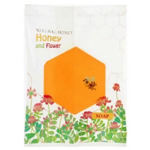 """Косметическое туалетное мыло """"Цветы и мед"""""""