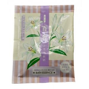 BATH SALT / Соль для ванны увлажняющая (с экстрактом лилии)
