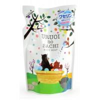 URUOI no SACHI / Жидкое мыло для тела (c ароматом персика) (запаска)