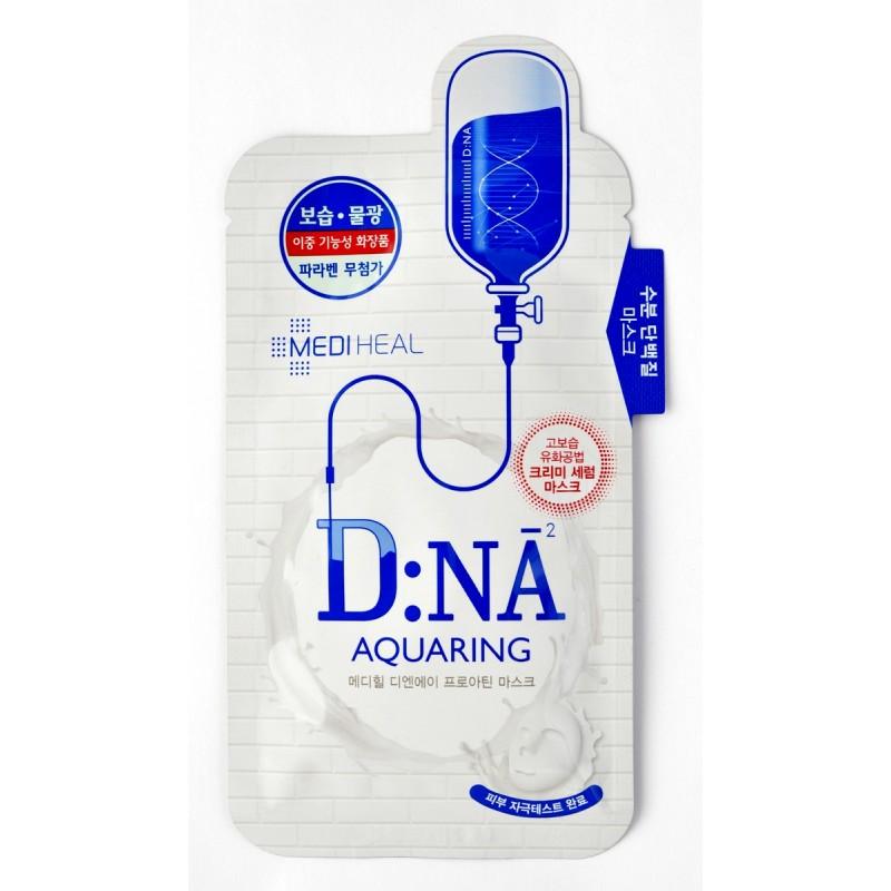 D:NA PROATIN MASK / Протеиновая увлажняющая маска для лица
