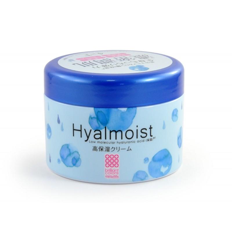 MEISHOKU Hyalmoist Perfect Gel  / Глубокоувлажняющий крем-гель с гиалуроновой кислотой (4 в 1 для ухода за зрелой кожей)