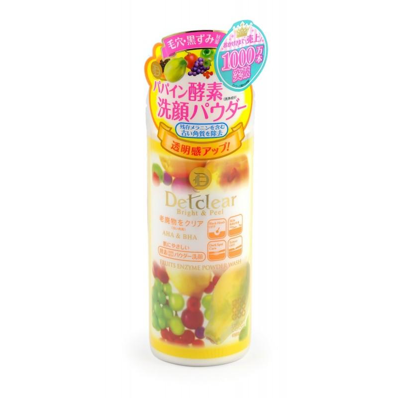 AHA&BHA Fruits Enzyme Powder Wash / Пудра для умывания с эффектом пилинга