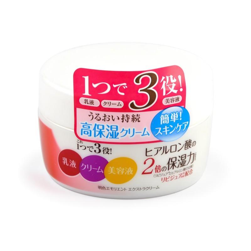 Meishoku Emolient Extra Cream/Увлажняющий крем c церамидами и коллагеном