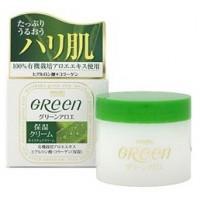 Green Plus Aloe Moisture Cream / Увлажняющий крем для сухой кожи лица