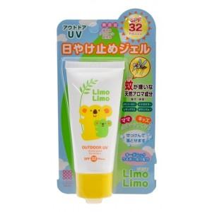 Limo Limo Outdoor UV SPF 32 PA +++ / Солнцезащитный гель для всей семьи SPF 32 PA +++